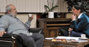Kübra Ünlü – Bülent Ortaçgil Röportajı