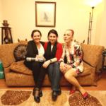 Kübra Ünlü – Nilüfer Aydan ve Fatma Karanfil Röportajı