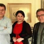 Kübra Ünlü – Osman Sınav ve Süleyman Çobanoğlu Röportajı